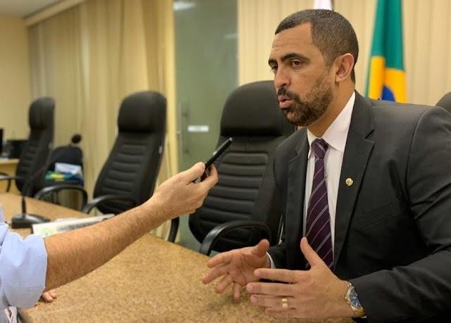 Serviços solicitados por Robertinho Galvão voltam a funcionar em Limoeiro