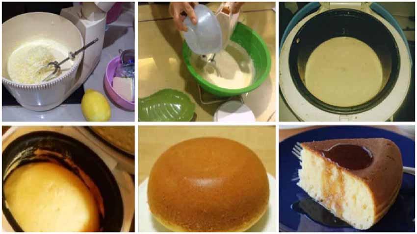Resep Membuat Bolu Dengan Menggunakan Rice Cooker