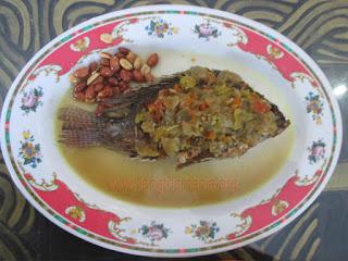 Ikan Munjair Nyat Nyat, Kuliner Khas Kintamani Bali