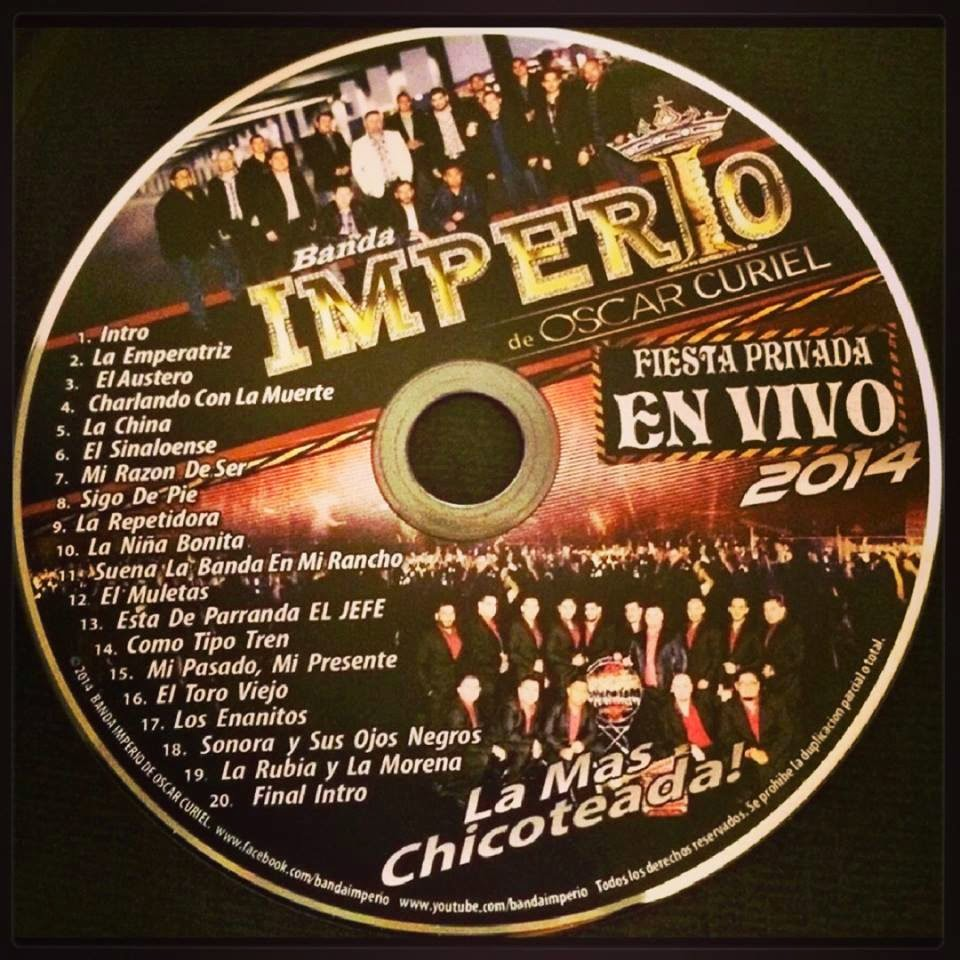 Banda Imperio - Fiesta Privada (En Vivo 2014)