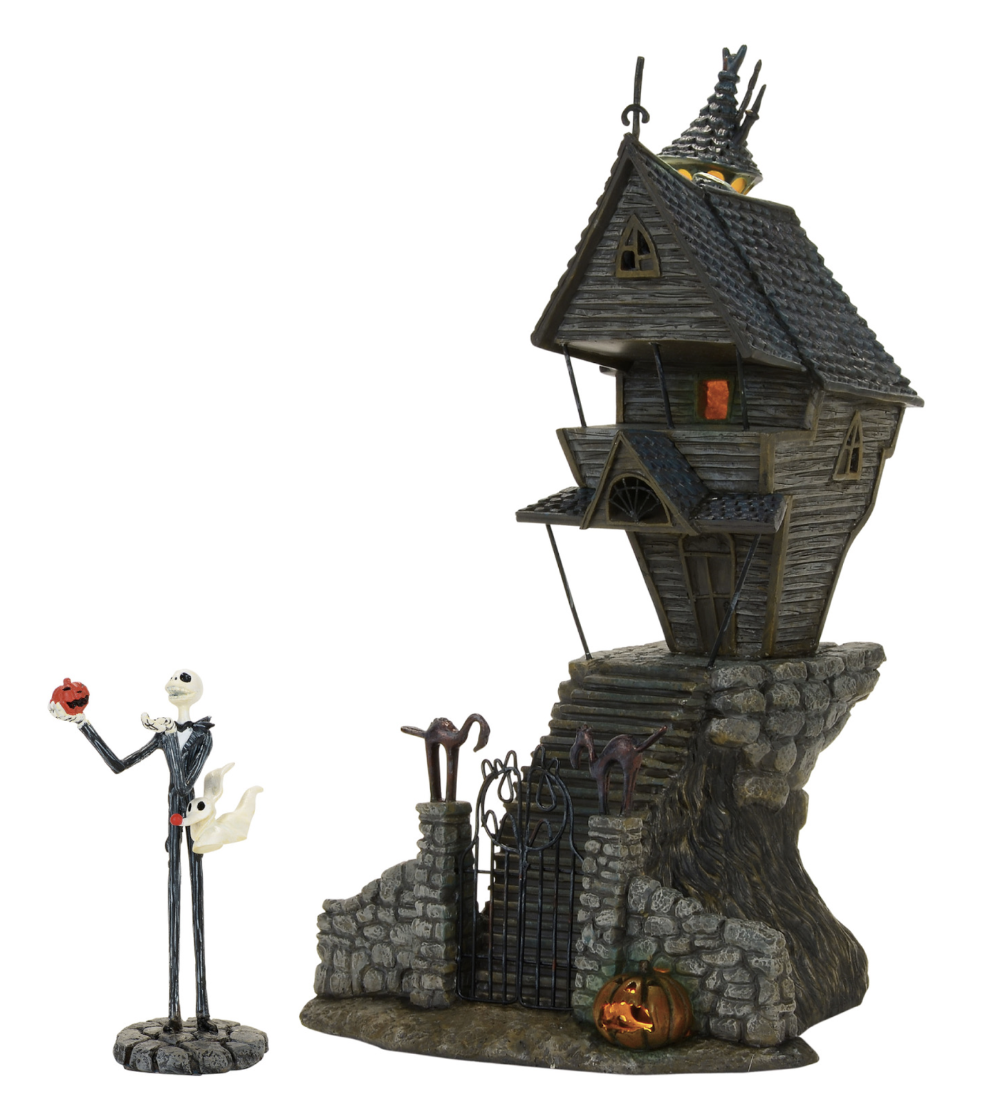 MyScaryBlog.com: Department 56\'s Nightmare Before Christmas Village