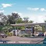 Rumah Cluster Elecio Citra Garden Puri Jakarta Barat Dijual Rp. 2 Miliaran