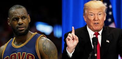 Lebron James - Donald Trump atışmasında ikinci raund