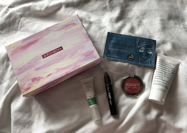Birchbox July 2018