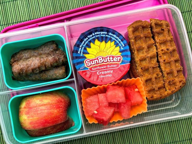 Peanut Free School Lunch