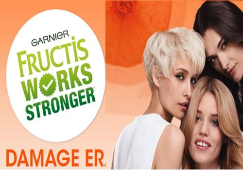 Garnier Damage Eraser Free Sampler