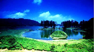 Situ Patenggang, Pulau asmara