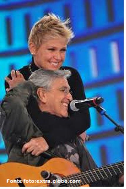 Caetano e Xuxa