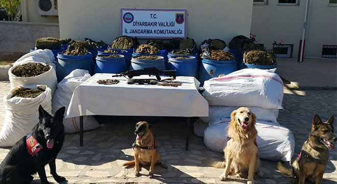 Diyarbakır'daki operasyonların bilançosu açıklandı