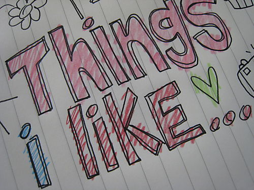 Things I Like About You: 25 Cosas Que Me Gustan