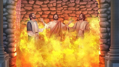 Shadrach, Meshach and Abednego