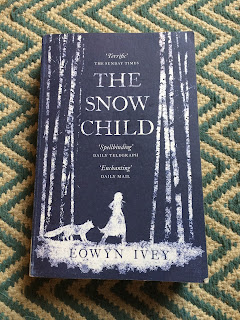 Review of The Snow Child by Eowyn Ivey - Reading, Writing, Booking