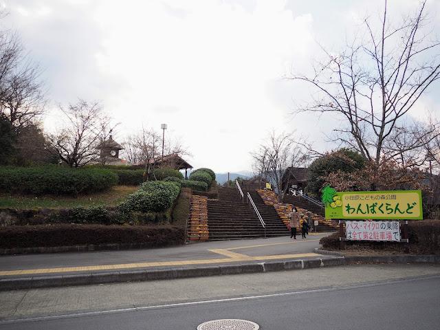 小田原こどもの森公園 わんぱくらんど