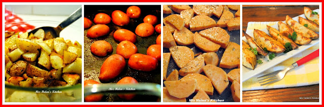 Roasted Potatoes With 7 Season Recipes at Miz Helen's Country Cottage
