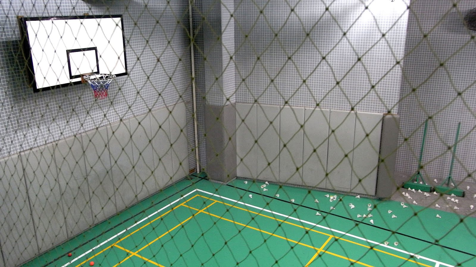 Indoor basketball court size basketball choices for Indoor basketball court dimensions