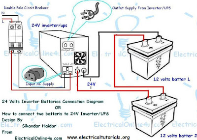 How An Inverter Works also 24v Lead Acid Battery Charger Circuit also P SRT10KRMXLI as well Funniest Schematic Ever also Ups Wiring Diagram With Bypass Switch. on apc battery connection diagram