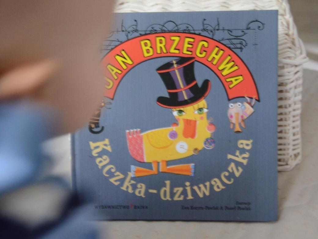 Wieczór Z Książką Kaczka Dziwaczka Jan Brzechwa
