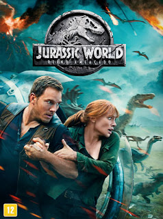 Jurassic World: Reino Ameaçado - BDRip Dual Áudio