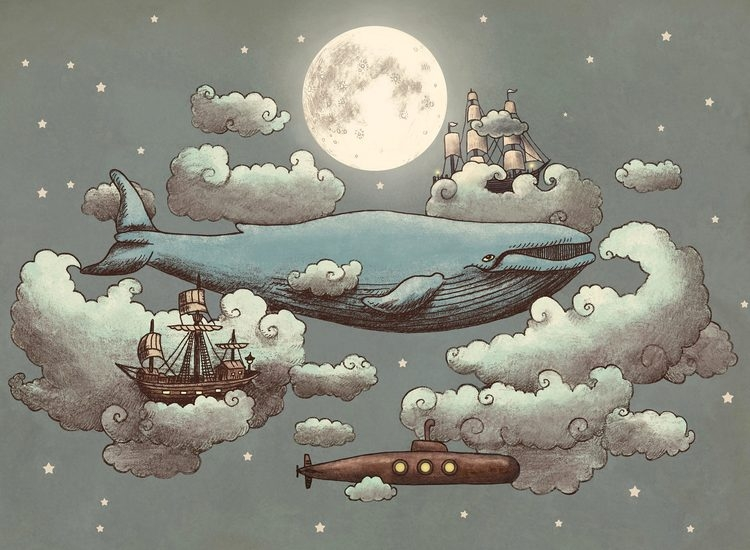 01-Ocean-Meets-Sky-The-Fan-Brothers-Surreal-Illustrations-www-designstack-co
