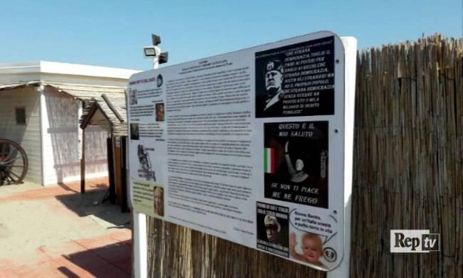 Venezia, polemiche per il lido fascista a Chioggia: indaga la Digos