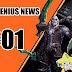 Genius News 01# - Novo Megadrive, Necro do meu coração e Hey Monster.