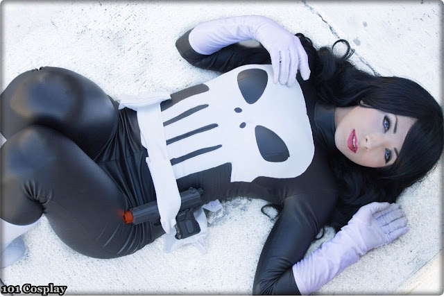 Punisher cosplay By Atenea