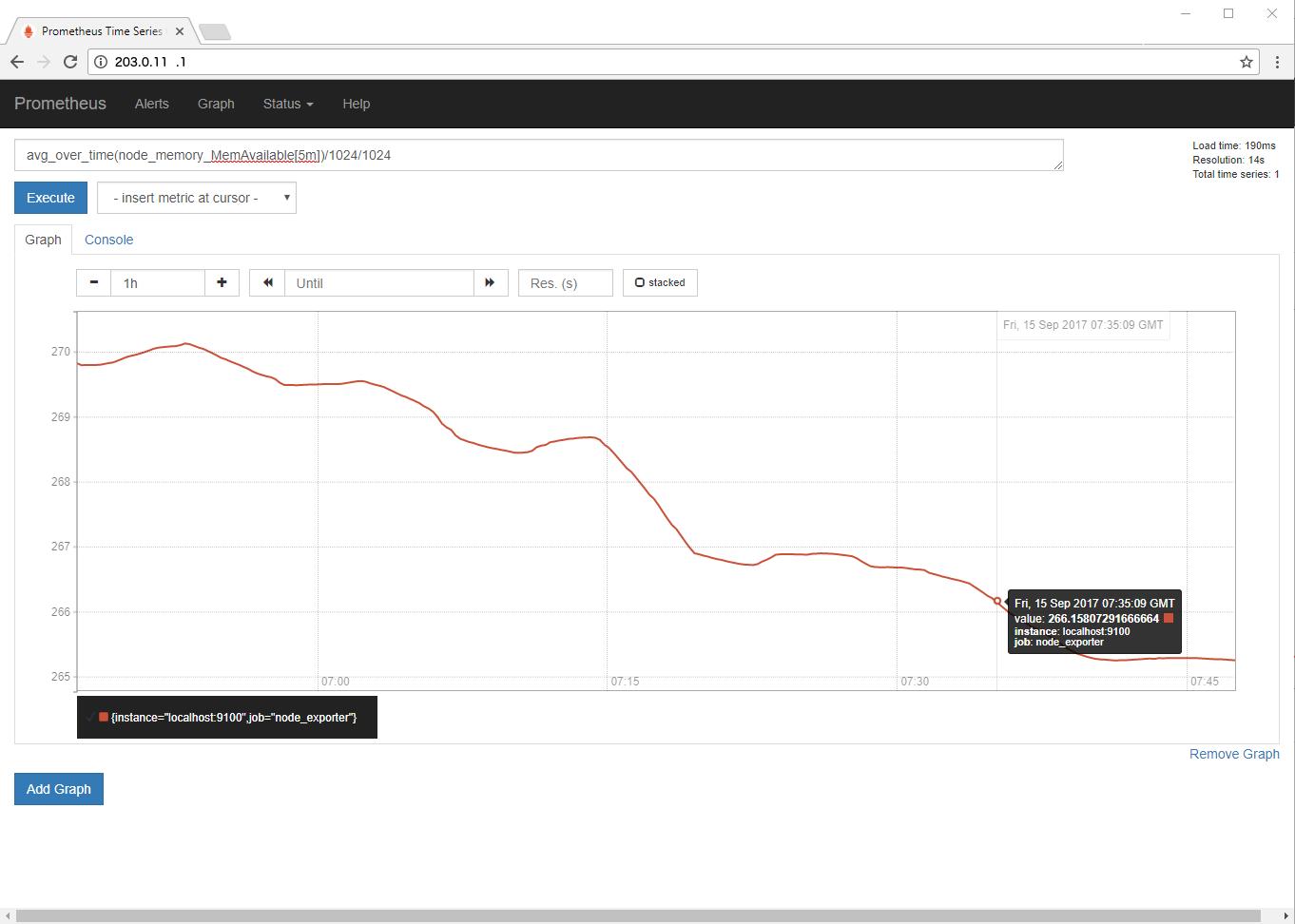 How To Install Prometheus Monitoring System on Ubuntu 16