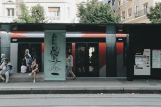 parada: ASALTO - Plaza España.