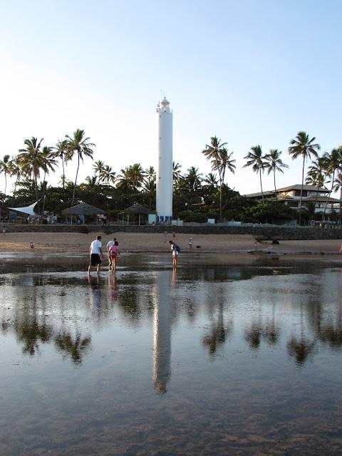 Aquário, Praia do Forte.