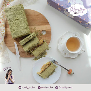really-cake-green-tea