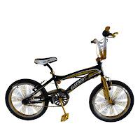 Sepeda BMX Element Spin 20 Inci