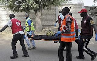 Boko Haram/Nigeria Military Clashes: Over 2000 Nigerians Flee Into Niger Republic