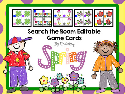 https://www.teacherspayteachers.com/Product/Search-the-Room-Editable-Game-Cards-for-Spring-2418329
