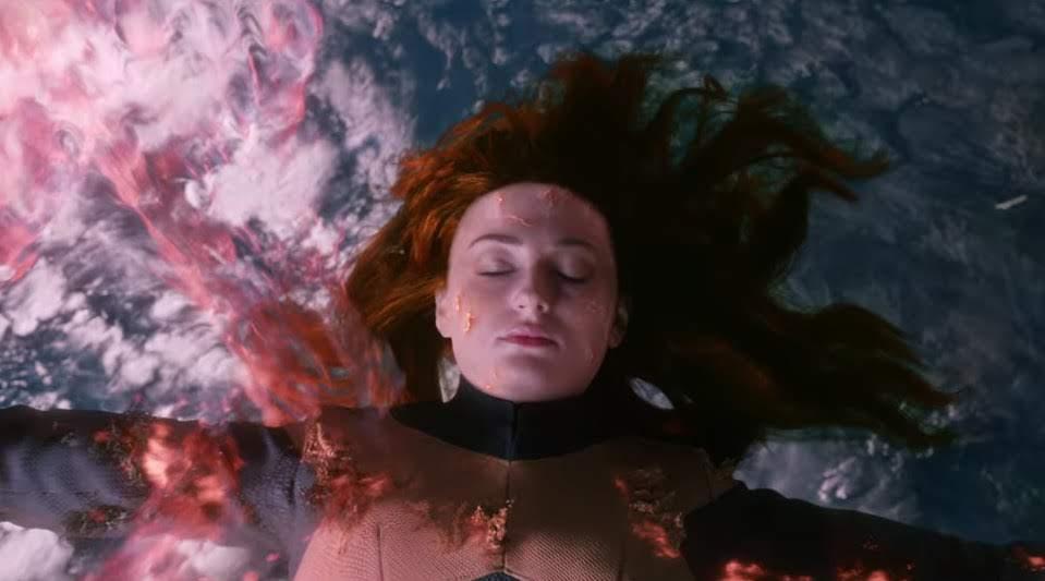 Dark Phoenix :「X-Men」シリーズ最新作 「ダーク・フェニックス」が、モンスター化したソフィー・ターナーのジーン・グレイが、ジェンのミスティークを殺したらしい戦慄の新しい予告編をリリース ! !