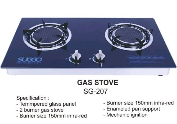 Infrared Gas Stove