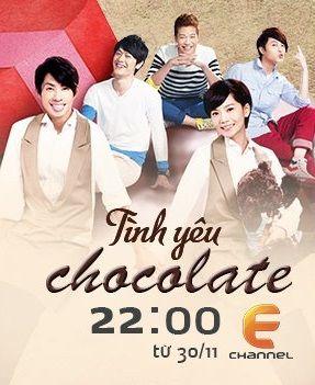 Tình Yêu Chocolate