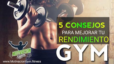 Consejos gym