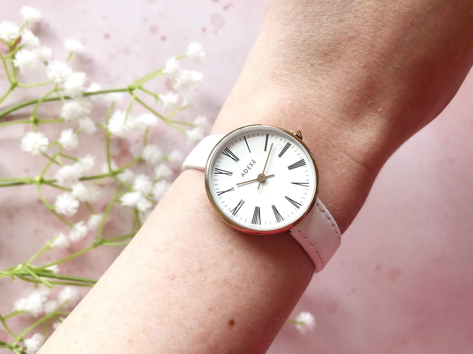 Adexe Mini Sistine Snow White Watch