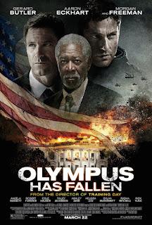 Sinopsis Film Olympus Has Fallen (2013)