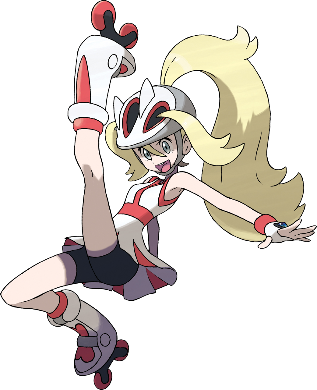 Pokemon korrina
