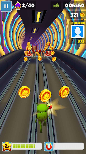 Subway surfers cheat tanpa root