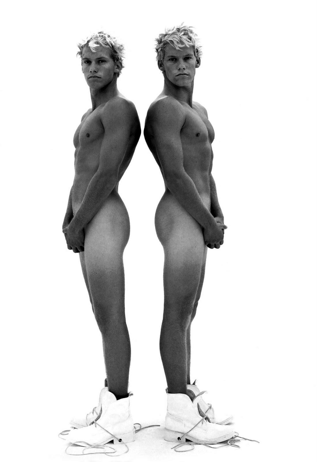 Bush Daughters Nude