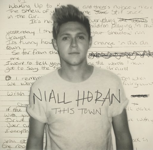 [Single] Niall Horan – This town (2016.10.07/MP3/RAR)