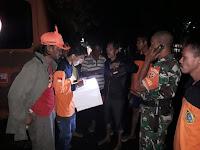 TRC BPBD Kabupaten Bima Tangani Terdampak Banjir di Dua Desa