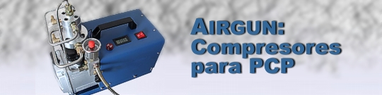 Airgun Compressors