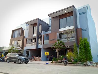 Launching Tahap III Tipe Terbaru Givency One Siap Jadi Rumah Contoh Termewah dan Terbesar Se Kota Medan