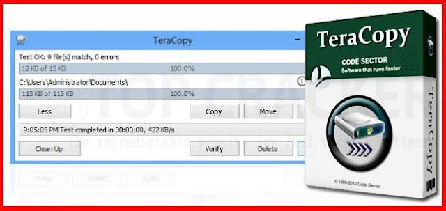 برنامج,TeraCopy