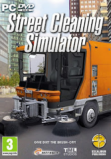 Street Cleaning Simulator - PC (Download Completo)