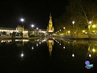 Sevilla - Plaza de España obra de Aníbal González