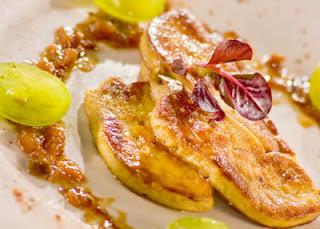 Le foie gras poêlé
